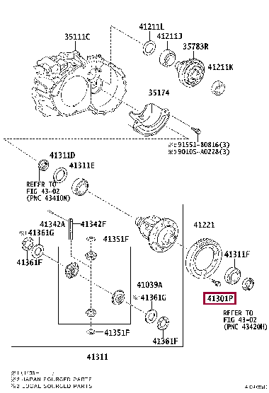 9008010239: SCREW(FOR FRONT DIFFERENTIAL CASE) Тойота